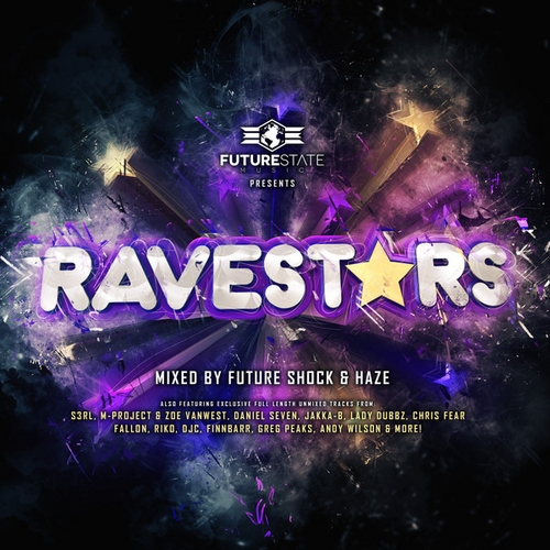 Download VA – Future Shock & Haze – Ravestars 2017 (Future State