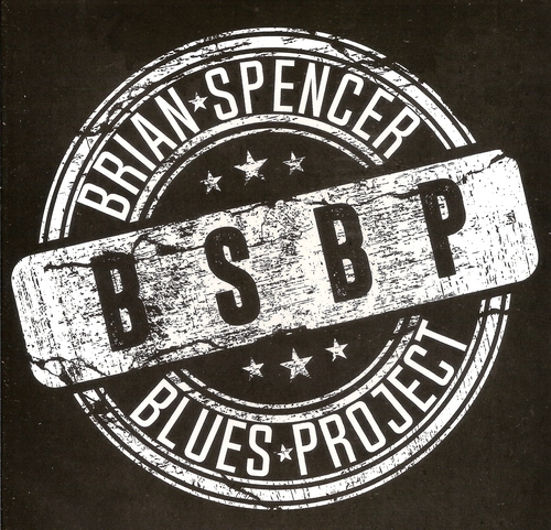 (Blues-Rock)[CD] Brian Spencer Blues Project - B.S.B.P. - 2017, FLAC (image+.cue), lossless