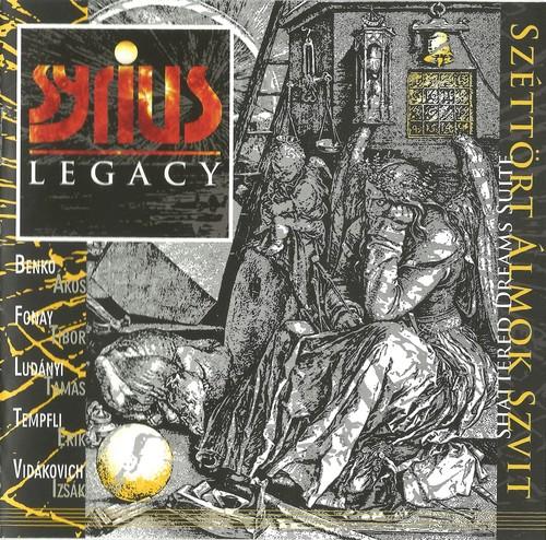 (Progressiverock, Fusion) [CD] Syrius Legacy - Sz&#233tt&#246rt &#225lmok Szvit (Shattered Dreams Suite) - 2017 (Tom-Tom), FLAC (tracks+.cue), lossless